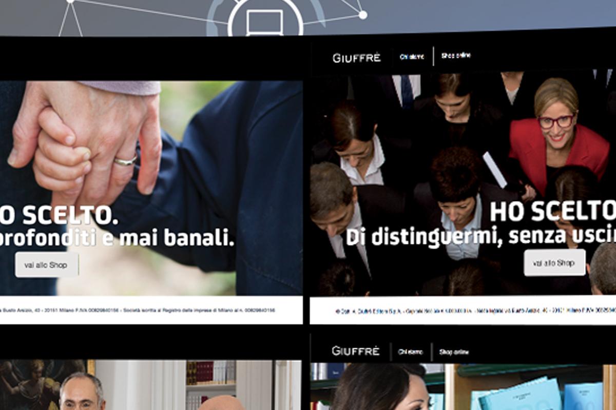 Giuffrè Editore – Campagna Istituzionale Online