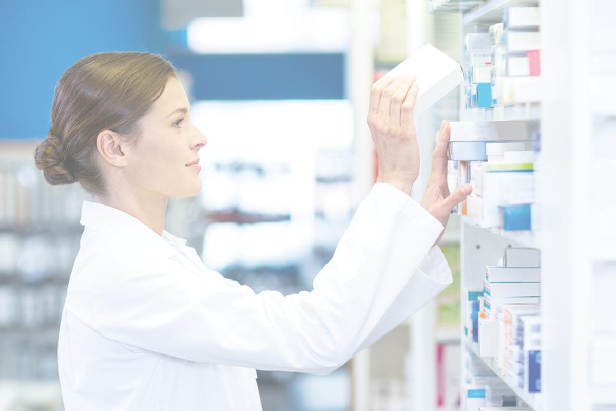 Desa Pharma – Materiale Espositivo Punto Vendita