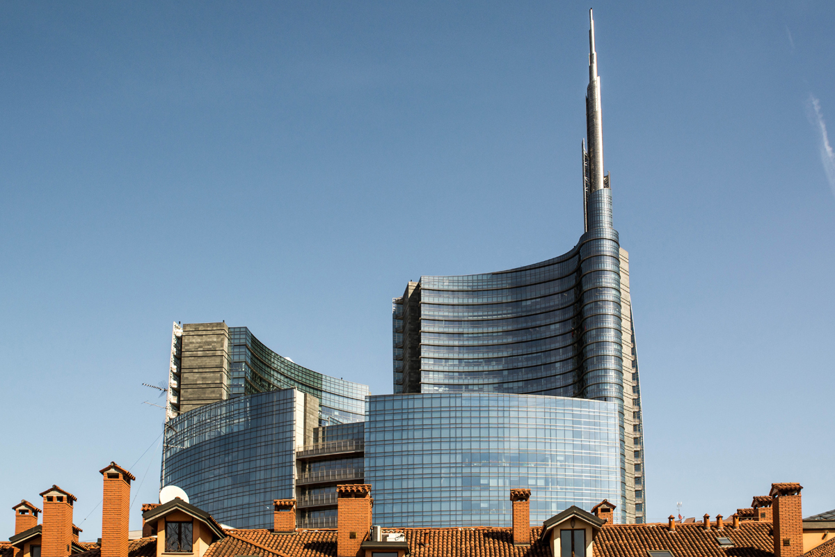 UniCredit – Brand Tower