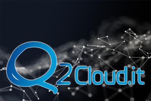 2Q Cloud – Brand Istituzionale