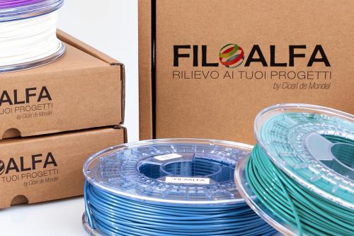 Filoalfa – Brand Istituzionale